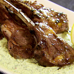 Leg of Lamb Meal—$11.00